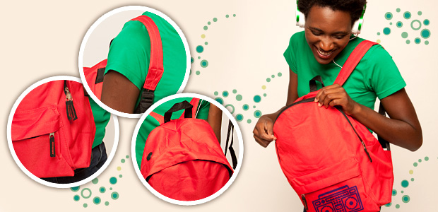 cceba5a871177 Bag Week  Promotion 3 - Save 10% on our Backpack - The Spreadshirt ...