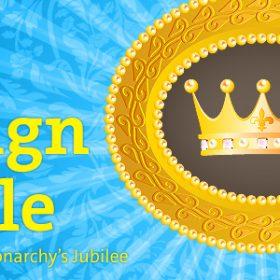 Design Battle: British Monarchy Diamond Jubilee