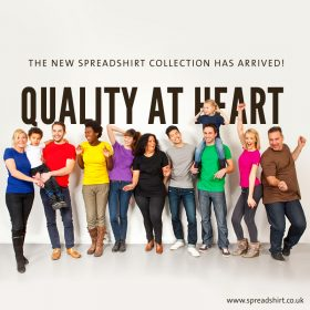 Hooray! The New Spreadshirt Collection Is Finally Here!