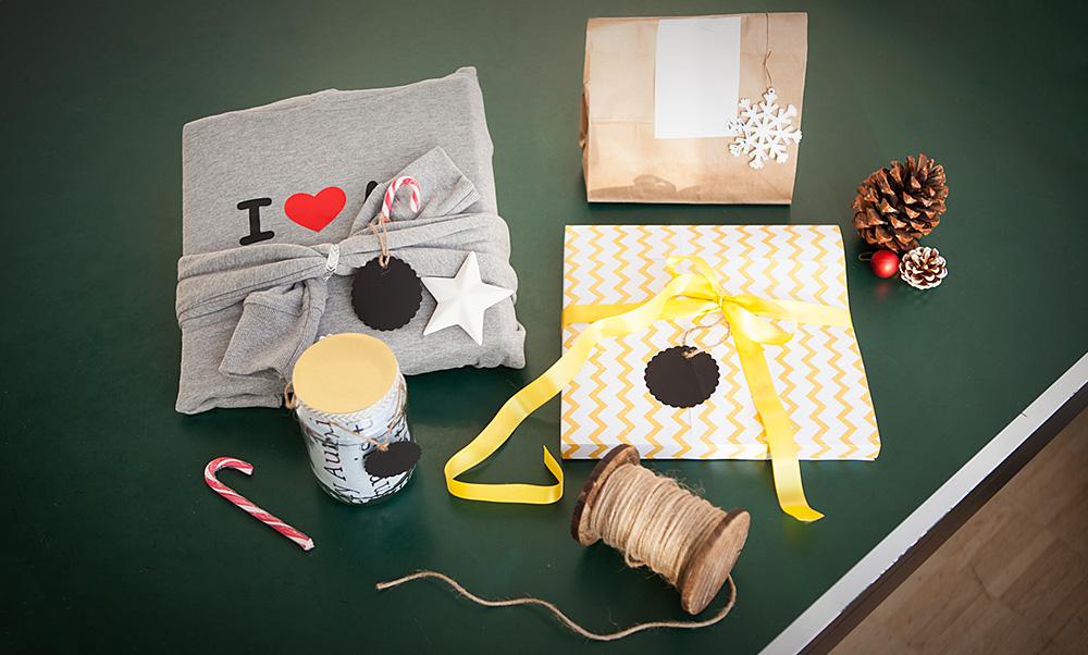 Gift wrap it, please!