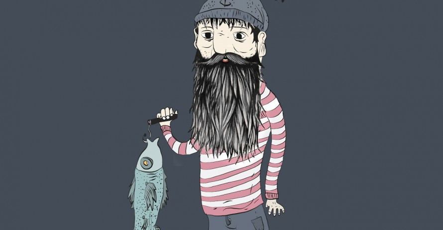 Beard Designs – as Hairy as It Gets