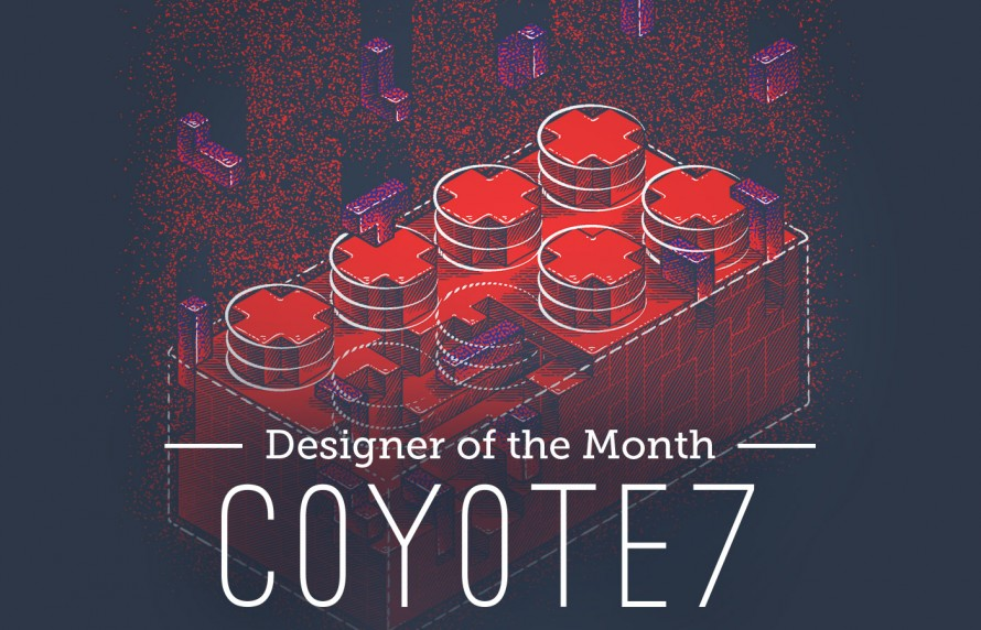 Designer of the Month: c0y0te7