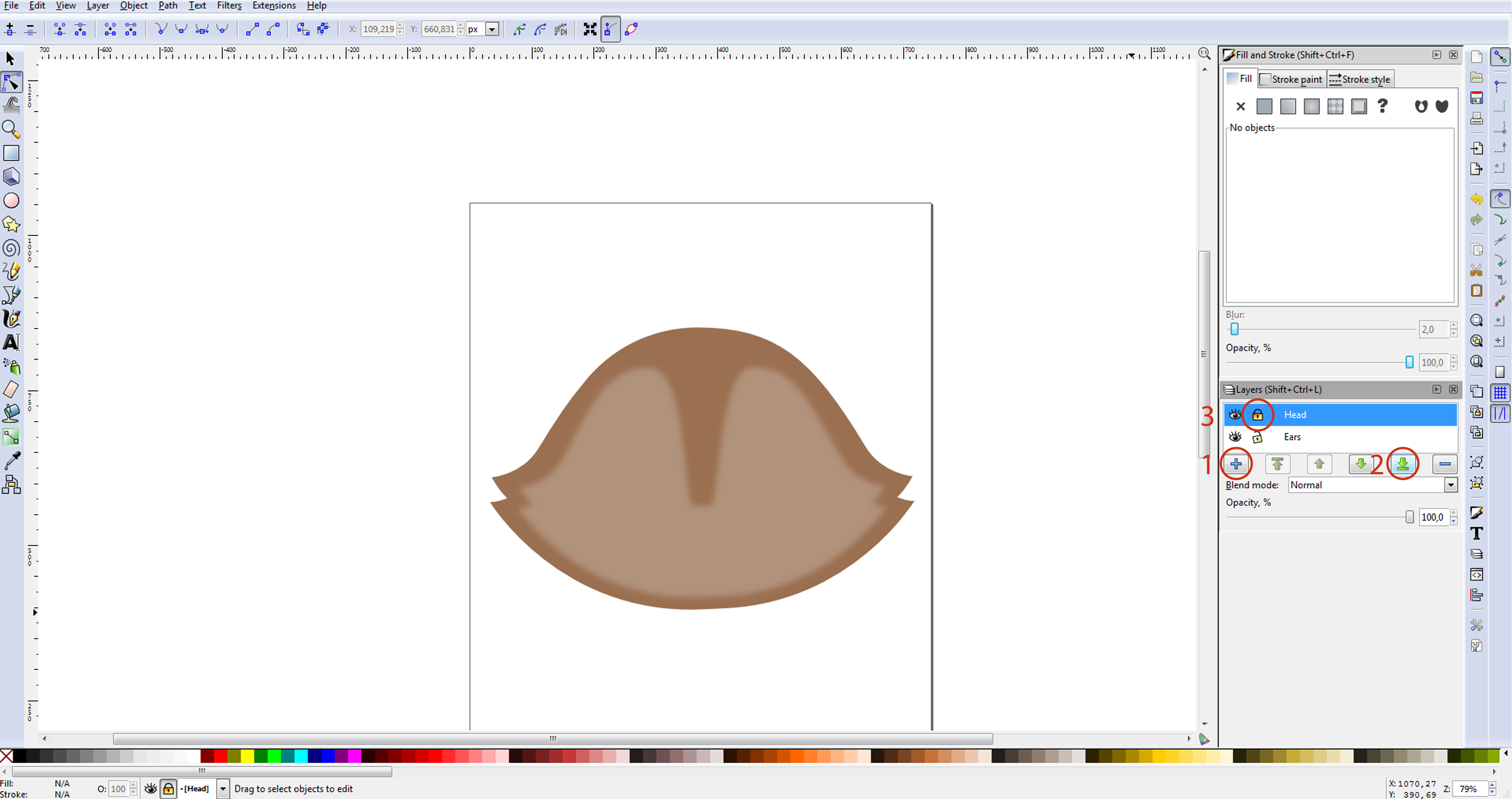 Tutorial Vector Graphics With Inkscape