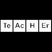 teacher periodic table of elements vintage - Periodic Table Of Elements Vintage