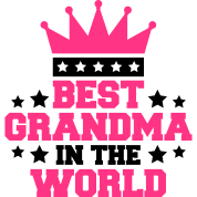 Best Grandma In The World Queen T Shirt Spreadshirt