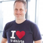 Philip Rooke CEO Spreadshirt